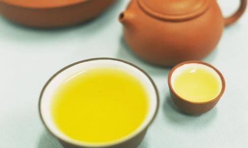 Зеленый чай может спасти от рака груди
