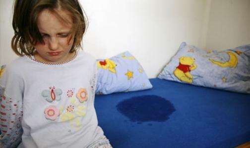 В Петербурге 50 тысяч детей страдают ночным энурезом
