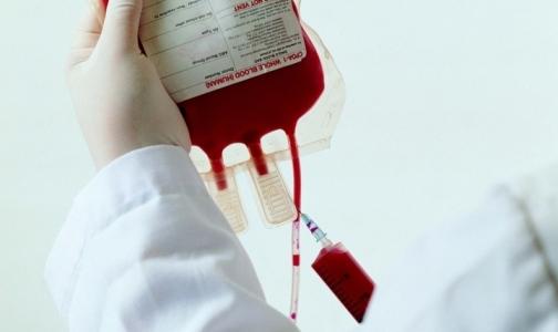 В Петербурге уничтожили 700 литров донорской плазмы крови, которой хватило бы на тысячу человек