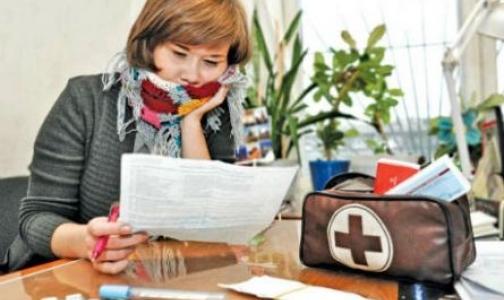 Почему петербуржцы не хотят обращаться к врачу и переносят ОРВИ «на ногах»