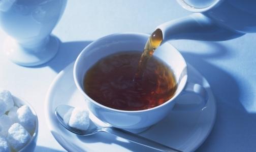 Черный чай сокращает риск развития диабета