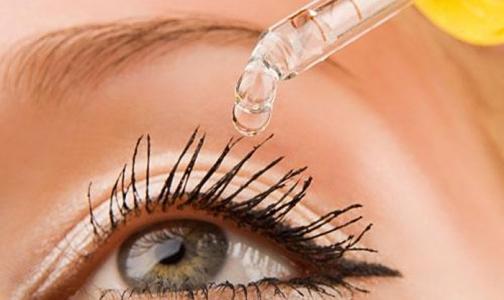 В аптеках Петербурга обнаружили глазные капли с опасными рекомендациями