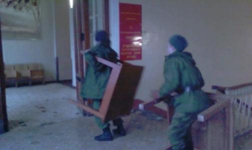 От 442-го Окружного госпиталя на Суворовском остались только сотрудники и стены