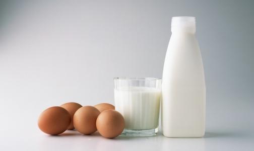 Половина россиян употребляют молочные продукты ежедневно