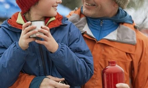 Россияне будут спасаться от холода теплой одеждой и физкультурой, а не алкоголем