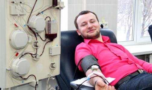 Минздрав пояснил, в каких случаях донорам будут платить деньги за кровь