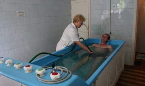 С каждым годом в Петербурге сокращается число льготных путевок в санаторий
