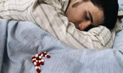 Лекарства от бессонницы и депрессии приравняли к наркотикам