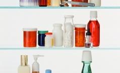 Сколько стоит в Петербурге набор лекарств для домашней аптечки