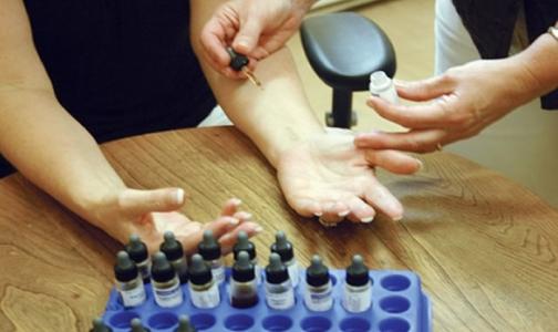 В поликлинике Калининского района открылось отделение аллергологии