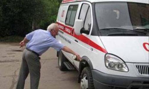 Петербургская «Скорая» предлагает создать «черный список» адресов и пациентов