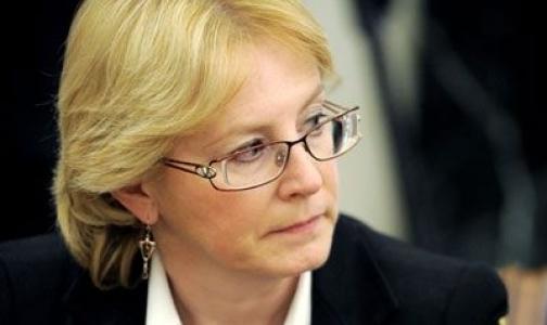 Министру здравоохранения поставили «тройку»