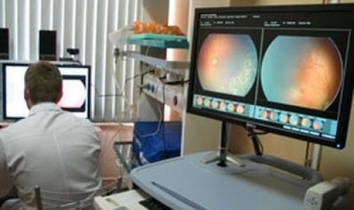 Новорожденных в Петербурге будут спасать от слепоты с помощью телемедицины