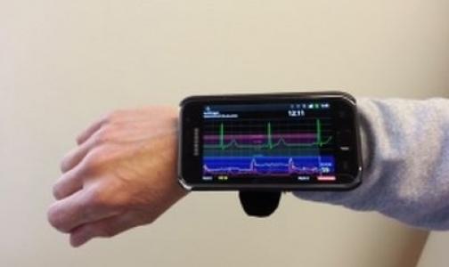 ЭКГ скоро можно будет сделать с помощью смартфона