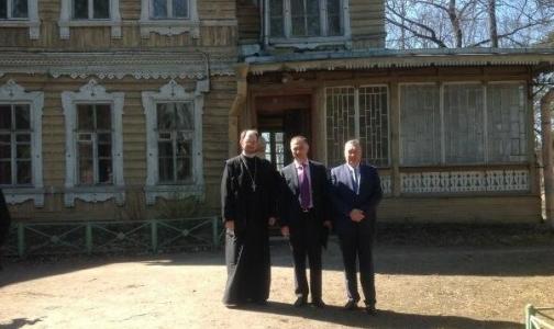 Второе здание Детского хосписа в Петербурге построят в 2015 году