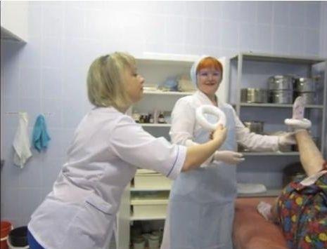 «Пьющих кровь» медсестер проверит прокуратура