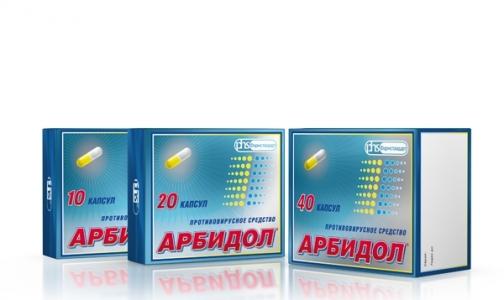 В Петербурге обнаружили подозрительный «Арбидол»