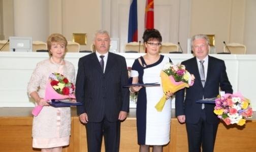 Георгий Полтавченко вручил премии ученым и врачам
