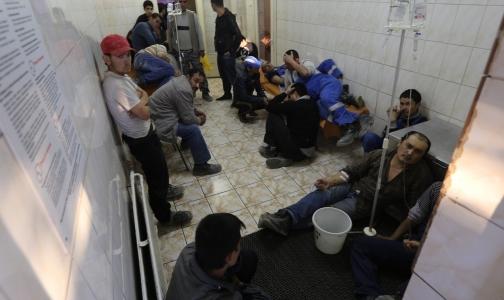 Причиной отравления строителей Пулково стала стафилококковая пищевая токсикоинфеция