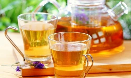 Зеленый чай повышает умственную работоспособность у мужчин