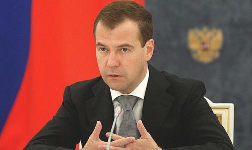 Медведева вновь спросили про льготную ипотеку для врачей