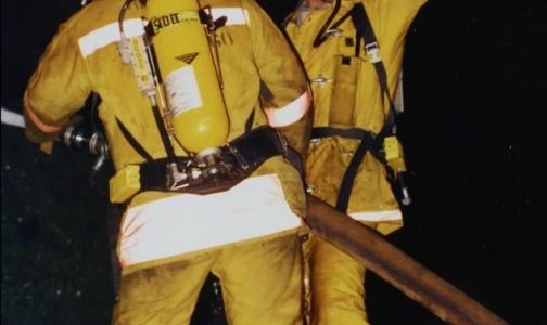 В Новгородской области сгорел корпус психоневрологического интерната