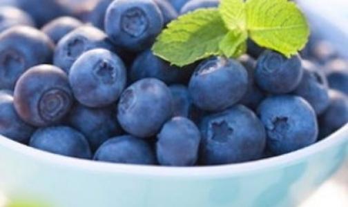 Черника и красный виноград повышают иммунитет