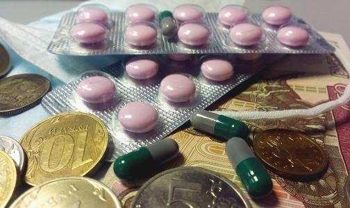 В преддверии подъема заболеваемости гриппа и ОРВИ в Петербурге растут цены на лекарства