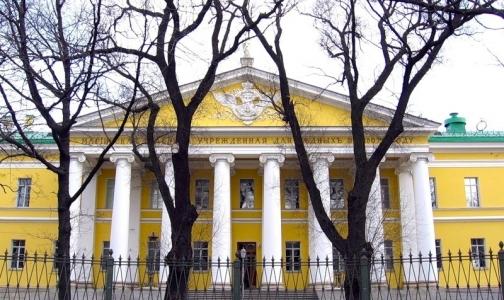 На восстановление монументальной живописи Мариинской больницы потребуются миллионы рублей
