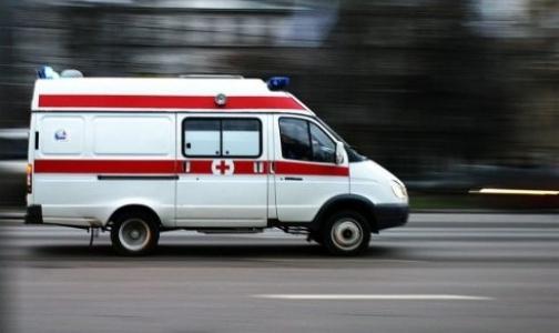"""Пациент избил приехавшего на вызов врача петербургской """"Скорой"""""""