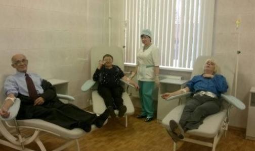 В Петербурге открыли центр для лечения пациентов с дыхательной недостаточностью