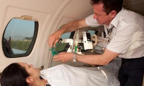 Санавиация должна в 3 раза чаще госпитализировать пациентов