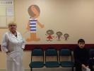 В Калининском районе после ремонта открылась детская поликлиника: Фоторепортаж