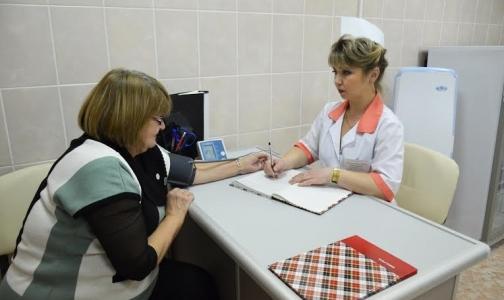 В Приморском районе открылся юбилейный офис врачей общей практики