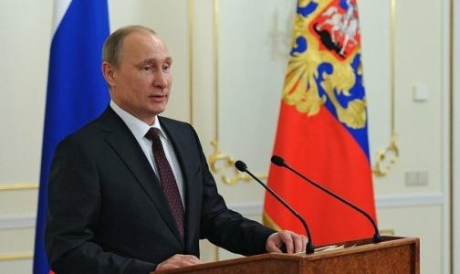 Путин рассказал, каким хочет видеть здравоохранение будущего