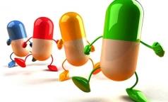 Ученые объявили о бесполезности приема витаминов