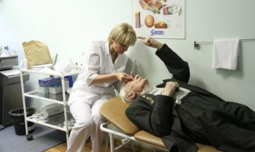 В субботу ветеранов и инвалидов Выборгского района приглашают на комплексное медобследование