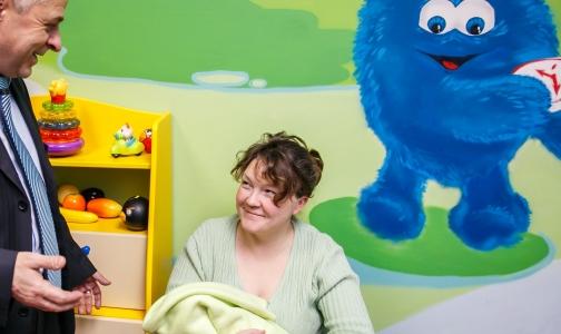 В Педиатрическом университете детей перед операцией отправляют в «комнату мечтателей»