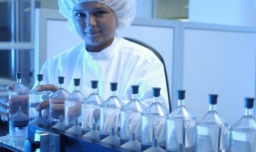 В Петербурге на треть выросло производство лекарств