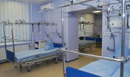 В Елизаветинской больнице после капремонта открылось отделение сочетанной травмы