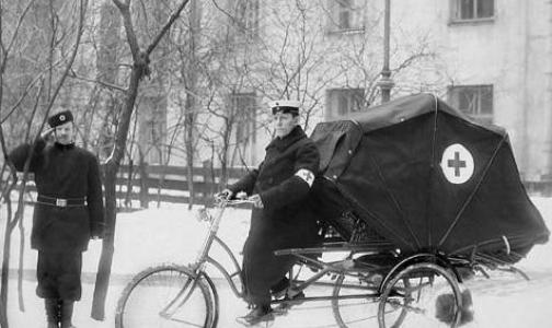 115 лет назад для петербуржцев заработала первая в России «Скорая помощь»