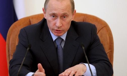 Путин предложил передать часть федеральных клиник регионам после голодовки петербургских врачей