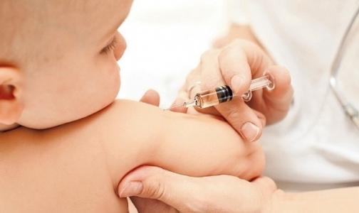 Первую прививку от пневмококка российские дети получат в двухмесячном возрасте
