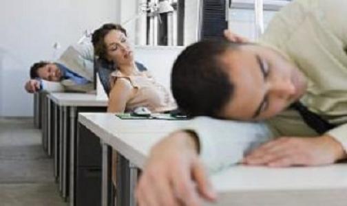 40% россиян постоянно не высыпаются из-за работы