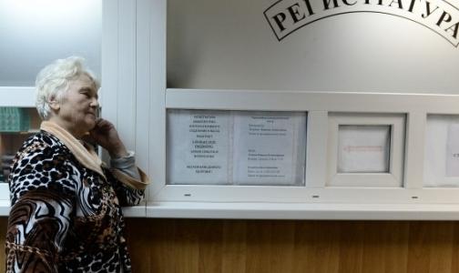 Минздрав узнал, сколько времени российский врач тратит на пациента