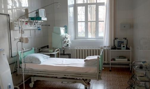 Смертность в больницах растет быстрее, чем заполняются все койки