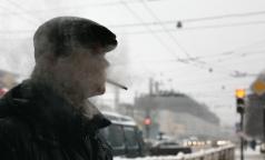 Россияне умирают от табака в 4 раза чаще, чем жители США
