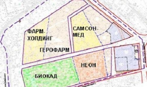 Лекарственная компания лишилась двух участков на территории фармкластера в Пушкине