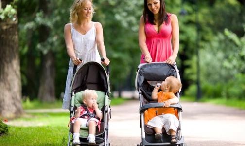 Петербург в тройке лучших регионов для рождения ребенка