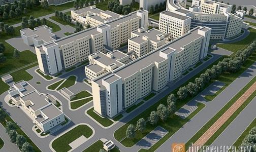 Строительство Боткинской больницы в Купчино заморожено на неопределенный срок